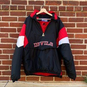 Vintage XL Starter Jacket NHL New Jersey Devils